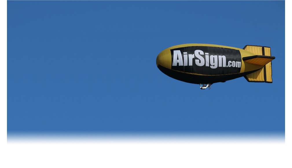 airships blimps