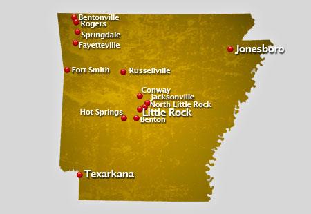 Arkansas Aerial Advertising