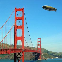 airship advertising